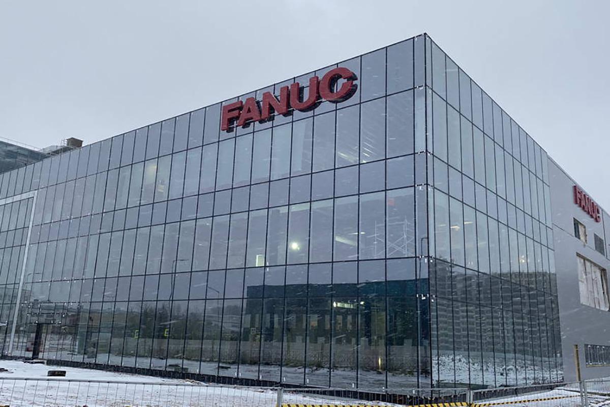Центр НИОКР FANUC