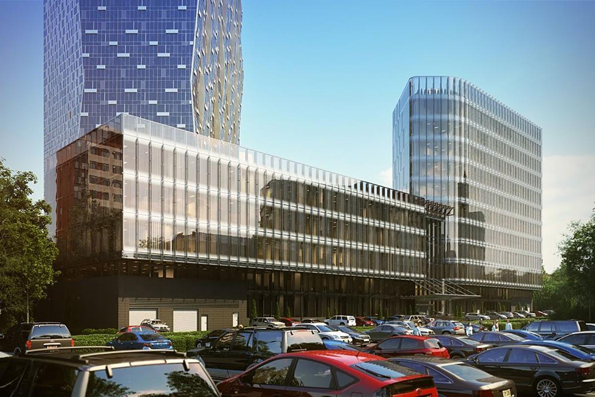 Офисный комплекс ГК «Агентство по страхованию вкладов»
